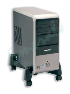 Compucessory-Adjustable-Mobile-CPU-Stand-Width-30-255mm-Fast-Dispatch
