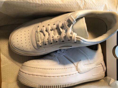 Women's Nike AF1 Jester XX Air Force 1 Triple Whit