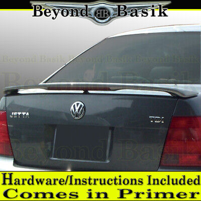 Factory Style PAINTED 1999 2000 2001 2002 2003 2004  VW Jetta Spoiler
