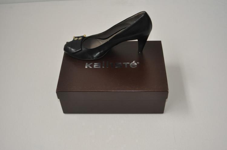 Kallistè  -  shoes - Female - Black - 2281511A184028