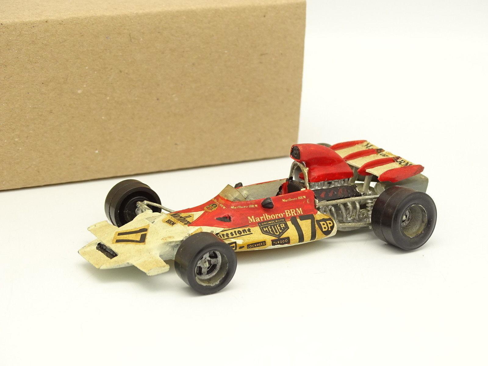 John Day Kit Metallo Montato 1 43 - F1 BRM P160B F1 Monaco 1972 J P Beltoise