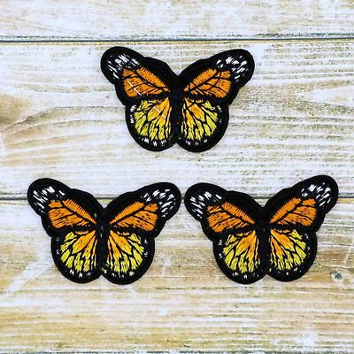 Great for everyday Butterfly patch Iron on patches