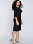 NEW-LANE-BRYANT-Metallic-Fitted-Sheath-silhouette-Dress-Plus-28-4X-Crinkled-NWT thumbnail 4