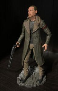 Custom NECA Terminator Salvation T4 Marcus T-RIP Action Figure & Accessories