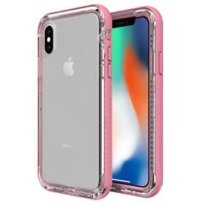 New-Lifeproof-NEXT-Case-for-Apple-iPhone-X-iPhone-Xs-Cactus-Rose