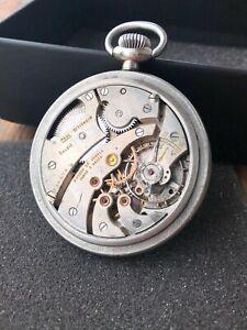 Vintage-Paul-Ditisheim-Solvil-15-jewels-Pocket-watch-Working-well