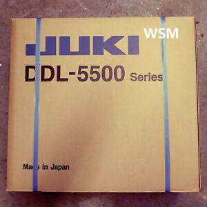 juki ddl-5550 service manual