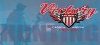 Victory Vap (.166) Arrows Fletched With Blazer Vanes, Dozen Old Graphics