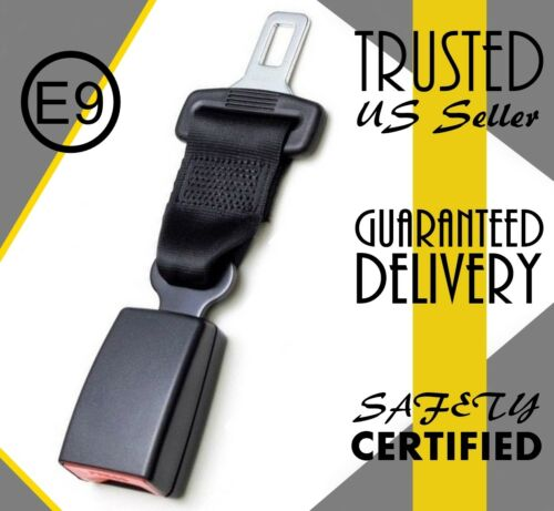 Premium Seat Belt Extender for ALL 2017 Dodge Ram 2500 Fits ALL Seats
