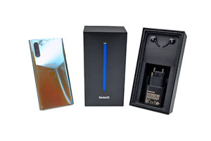 Samsung-Galaxy-Note-10-sm-n970f-256-Go-aura-Glow-Dual-SIM-Smartphone-avec-NEUF-dans-sa-boite