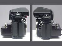 VERY RARE *PIN-REGISTERED* Nikon F3HP 35mm Camera Body
