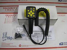 FISHER HANDHELD SNOW PLOW CONTROL- NEW 29800 XTREME V & XLS 4-PIN CONTROLLER