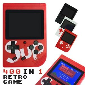 CRAZYBOSS-RETRO-FC-Game-Box-Gaming-Console-400-in-1