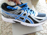 Asics Patriot 7 Athletic Running Shoes Mens 10 T4d1n Free Ship