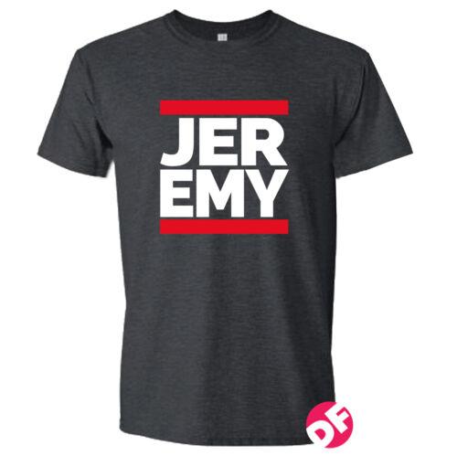 jer EMY LAVORO ELEZIONI Leader T-SHIRT RUN DMC COLORI Nuovo Stile Jeremy Corbyn