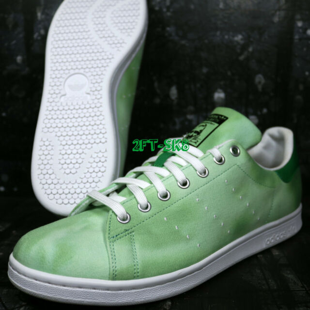 innovative design 74e2b e293b ADIDAS ORIGINALS PHARRELL WILLIAMS PH HU HOLI STAN SMITH GREEN  MEN'S/S8A223.241