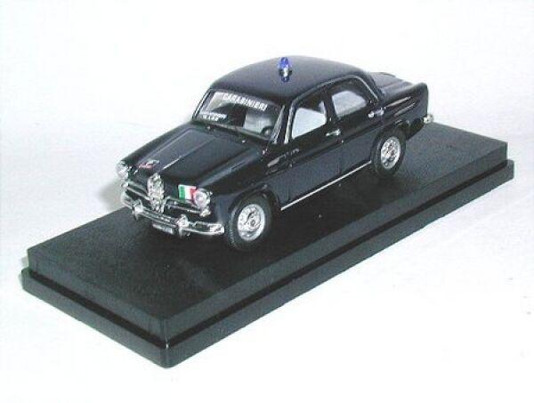 Alfa Romeo Giulietta T.I. 1959 Polizi