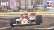 1982s McLAREN COSWORTH MP4B DETROIT F1 Cover
