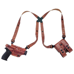 Galco Miami Classic Shoulder System  for S&W M&P 9 40 (Tan, Right-hand)  the newest