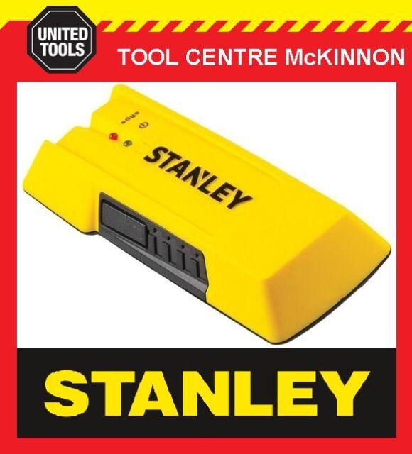 Stanley Intelli S50 Stud Detector Wood Metal Joists Edge Finder Plasterboard