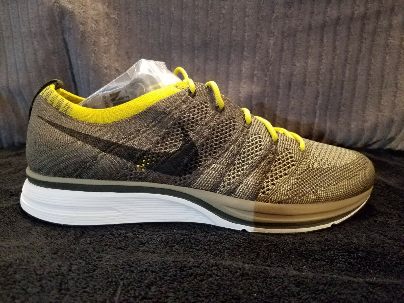 Nike flyknit trainer olive ah8396-300 44 44 44 ff4194