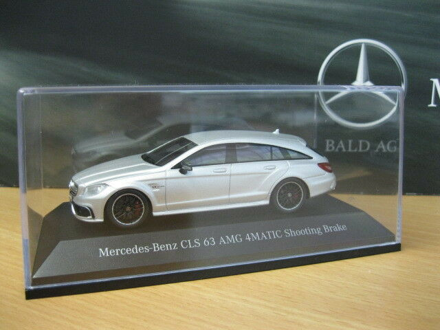 Mercedes-Benz CLS 63 AMG 4Matic Shooting Brake Limited Edition 1 43 MiniMax
