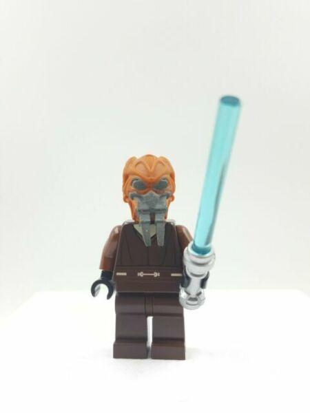 erster Plo Koon LEGO Star Wars Minifigur Plo Koon sw198 Set 7676//8093