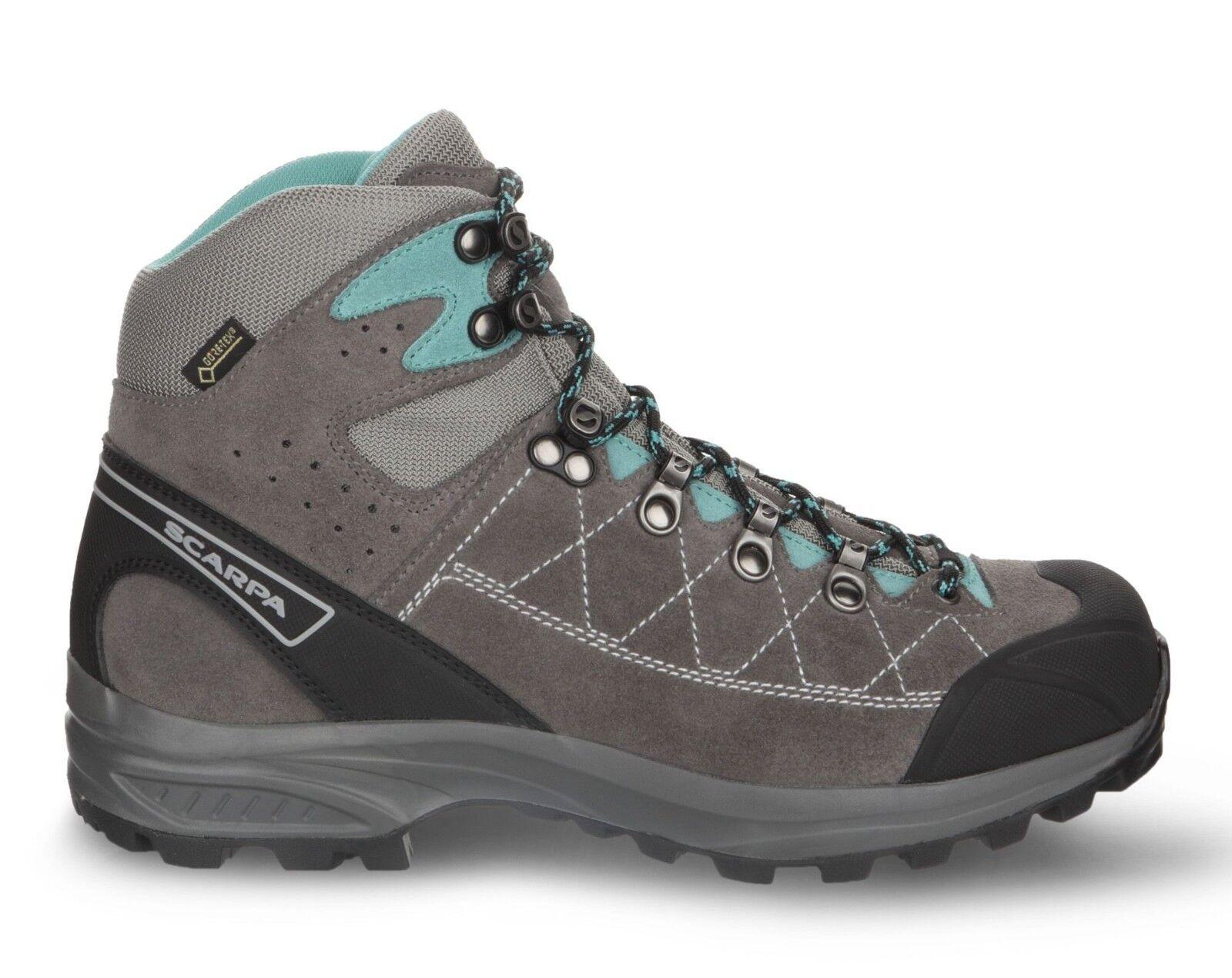 Scarpa 61056 202 Women's Kailash Trek GTX Gore-Tex Vibram Trail Hiking Boots