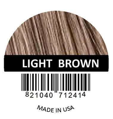 Keratin Hair building Fiber Samson Hair Loss Concealer Made USA Refills toppik