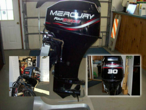 MERCURY 30 hp  FourStroke Reproduction Decal set     four stroke