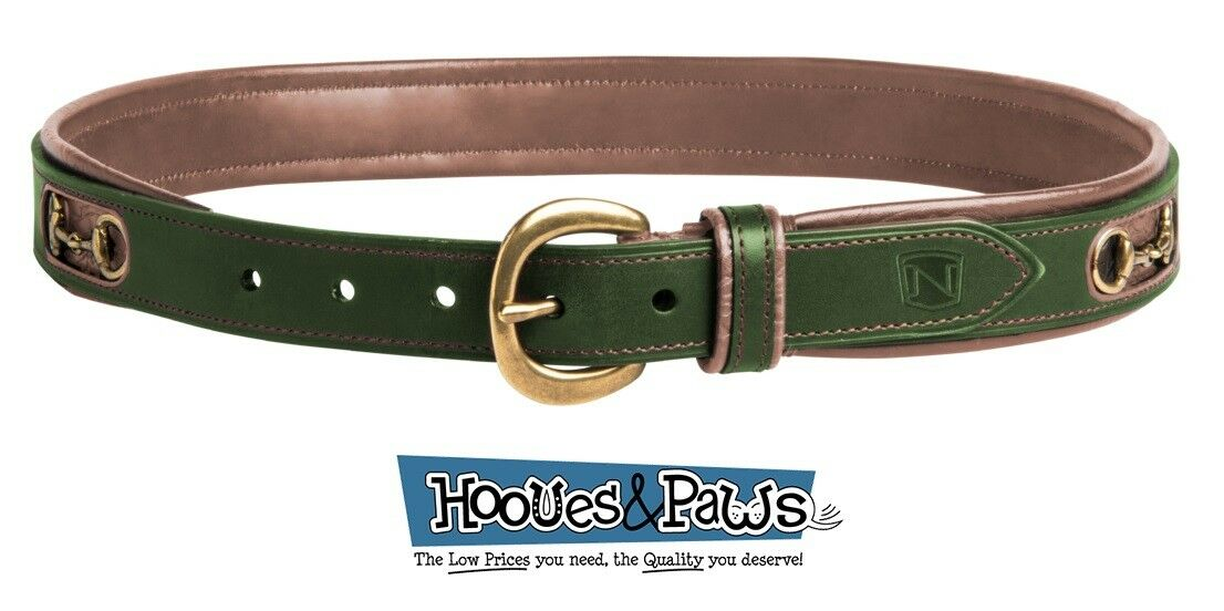 Noble  Outfitters Women's On The Bit Belt Green Juniper  store
