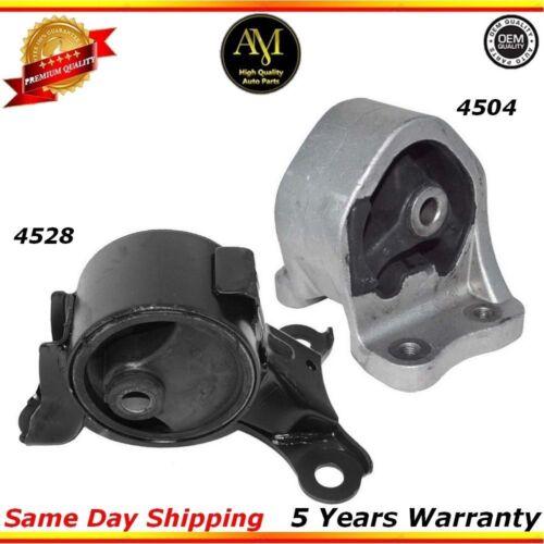 Manual Transmission And Motor Mounts Set For 02//11 Honda CR-V Element 2.4L