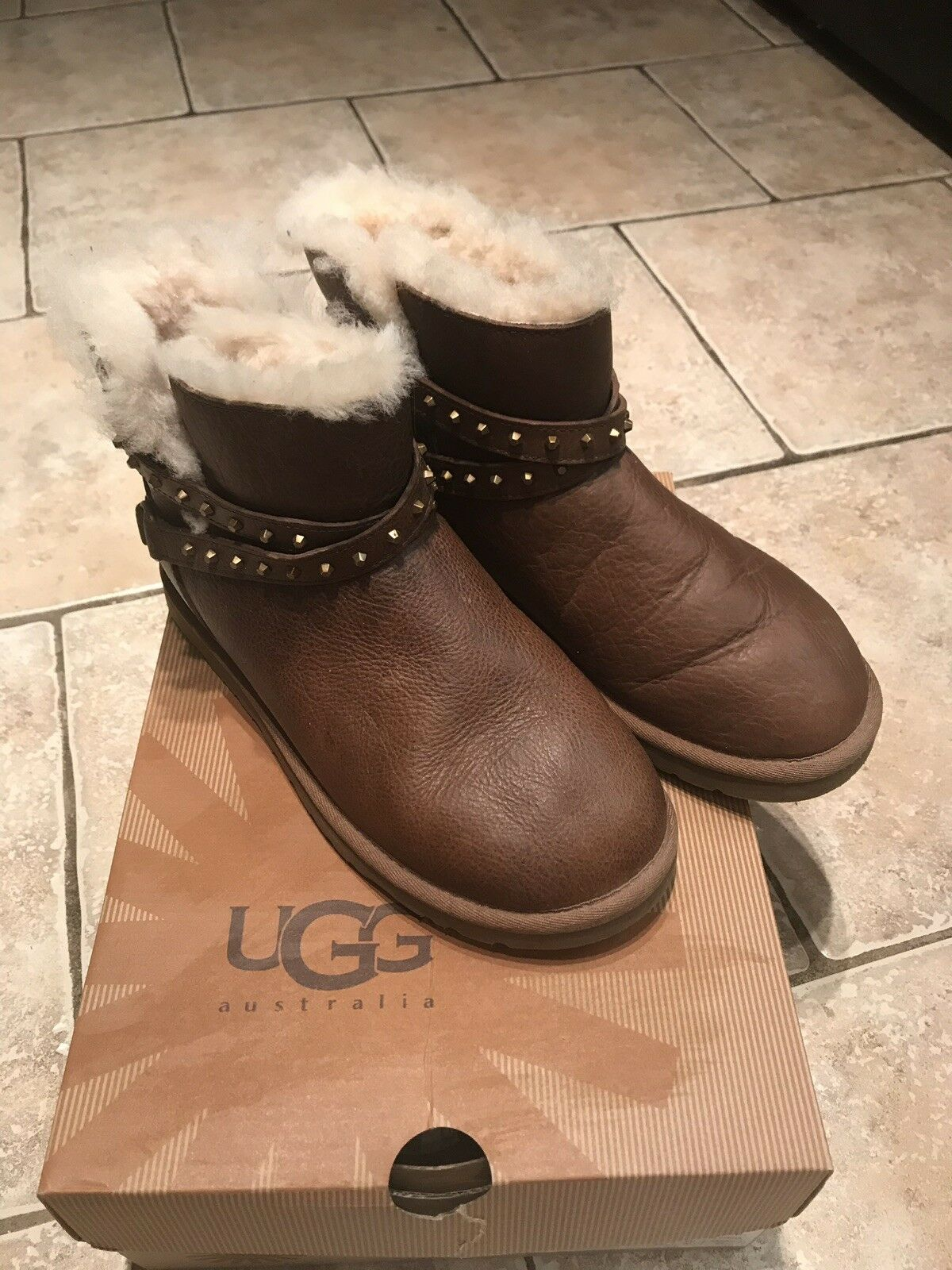 leather ugg boots uk