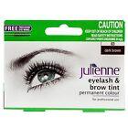 Julienne Eyelash and Eyebrow Permanent Dark Brown 03 Colour Tint 15ml