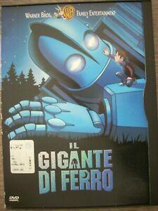 Il-Gigante-Di-Ferro-1999-DVD-Snapper-Warner-ITALIANA-FUORI-CATALOGO