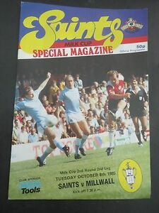 Southampton V Millwall L Cup 19856 - <span itemprop=availableAtOrFrom>Bolton, Greater Manchester, United Kingdom</span> - Southampton V Millwall L Cup 19856 - Bolton, Greater Manchester, United Kingdom
