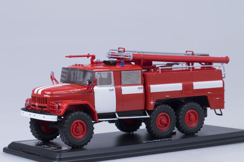 AC-40 water canon ZIL 131 chassis russian Riot Police 540 pcs  1 43 Start Scale