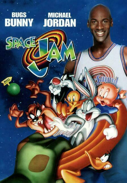 Space Jam Movie VHS 1996 Michael Jordan Clamshell VG for sale online | eBay