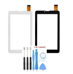 For New Epik Kids Tab ELT0702pk Touch Screen Digitizer Tablet Glass Replacement