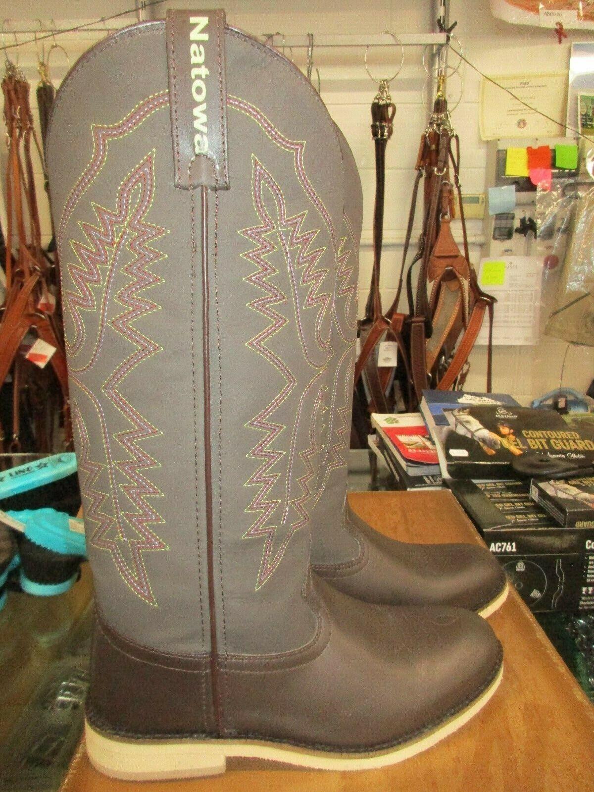 Stivali  western da cavallo marca natowa misura 43 Europea Europea Europea 106faa