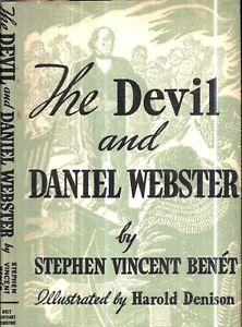stephen vincent benet the devil and daniel webster