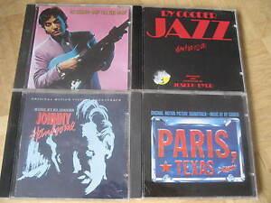 4 Cds Ry Cooder Johnny Handsome Bop till you drop Paris Texas Jazz Soundtrack - Olpe, Deutschland - 4 Cds Ry Cooder Johnny Handsome Bop till you drop Paris Texas Jazz Soundtrack - Olpe, Deutschland