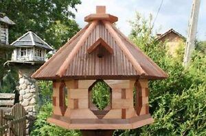 Vogelhäuser mit Ständer VOGELHAUS Das Vogelhäuschen mit einem Nistkasten XXXL !