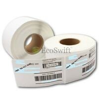 1 Jumbo Roll 1000 4 X 6 Zebra Eltron Direct Thermal Printer 1000 Labels 4x6