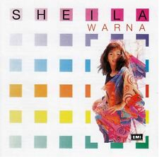 Sheila Majid - Warna CD (Rare/Hard to find) Indo Pop - 1988 Original Release
