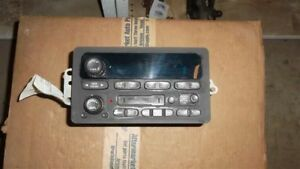 Audio Equipment Radio Am-mono-fm-cas<wbr/>sette-music Search Fits 03-05 IMPALA 65492