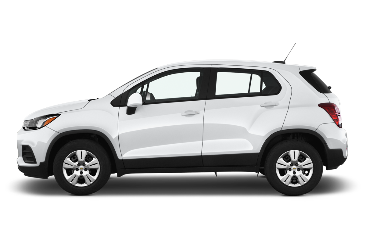 Chevrolet Trax side view