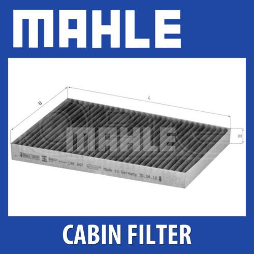 Fits Chrysler 300C For Cabin Filter LAK247 Mahle Pollen Air Filter