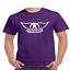 Aerosmith-Wings-T-Shirt-Classic-Rock-Band thumbnail 9
