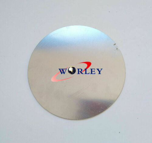 """16/"""" inch DIA 405mm Aluminum Disc Circle Blank Plate Flat Sheet Round 2mm Thick"""